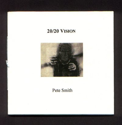 Cover of 20/20 Vision by Pete Smith