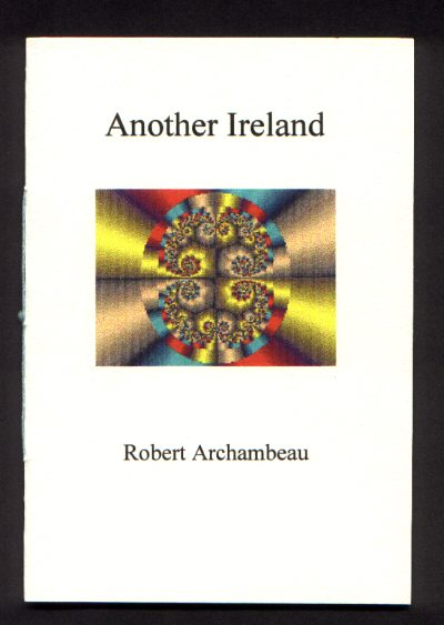 Cover of Another Ireland by Robert Archambeau