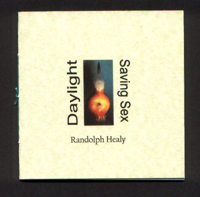 The cover of Daylight Saving Sex by Randolph Healy