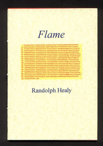 Cover of Flame by Randolph Healy
