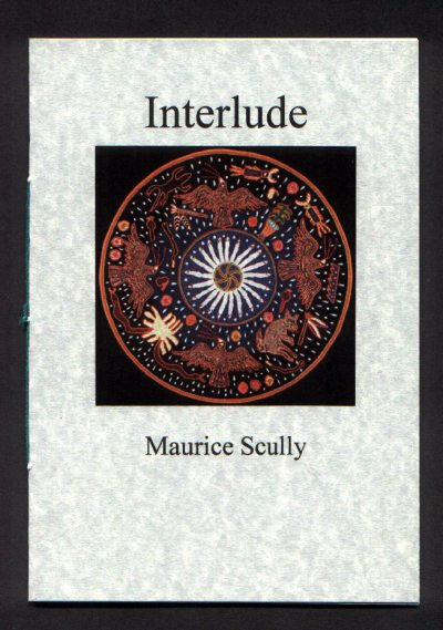 Cover of Interlude by Maurice Scully