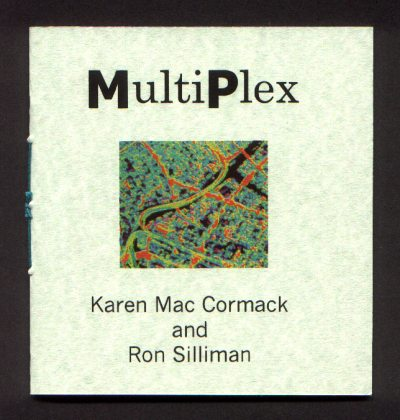 Cover of MultiPlex by Karen Mac Cormack and Ron Silliman