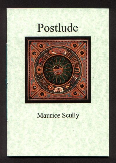 Cover of Postlude by Maurice Scully